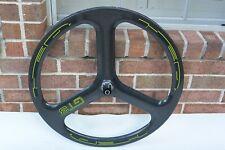 HED 3/GT3 Trispoke Carbon Wheel Tubular Shimano/Sram 10/11 Speed