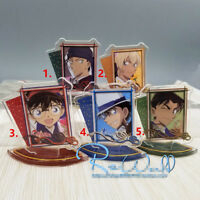 T1581 Anime Detective Conan acrylic Keychain Key Ring Schlüsselanhänger
