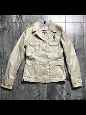 Blauer USA Exklusiv Damen Jacke L (40) Creme-Pastell Top Zustand