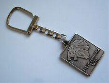 Ancien porte clé PEUGEOT Police Nationale 104 403 404 205 GTI 504 ESSO.