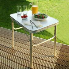 Small Folding Table Lightweight Camping Picnic Kitchen Dining Portable Outdoor