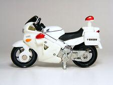 TOMICA 1:32 Honda VFR Police Bike of Chiba japan Diecast Models car Motorcycle