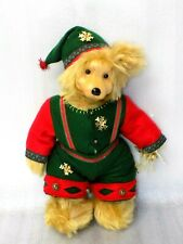 Magnificent Rare Robert Raikes Nesbet Collectible Teddy Bear - 320 / 500