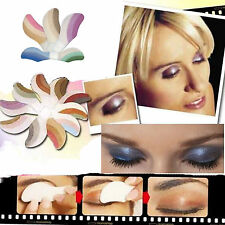 6 Pairs Random Mix Instant Eyeshadow Temporary Makeup Sheets Magic Sticker