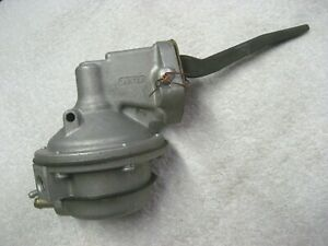 New 4907S Carter Fuel Pump Ford 429CJ Cobra Jet Mechanical NORS