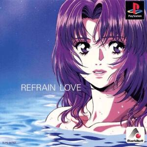 Refrain Love Jeu Sony Playstation 1 Occasion Version NTSC-J (Japon)