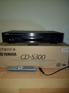 Yamaha CD-S300 CD-Player - schwarz