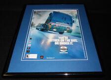 Madden Cruiser 2003 PS2 Xbox Framed 11x14 ORIGINAL Vintage Advertisement