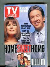 TV Guide Magazine May 22-28 1999 Tim Allen Home Improvement 071417nonjhe