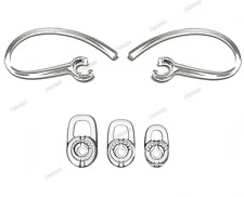 2 Earloops and 3 S/M/L Earbuds Set for Plantronics Discovery 925 975 975SE