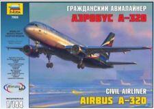 Maquettes Airbus 1:144
