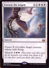 Entreat the Angels/recourse Angel-Modern Masters 2017-English (N-Mint +)
