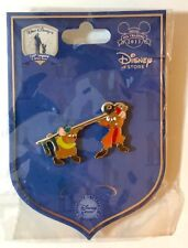 Disney Store Japan Pin 89763 Jds 110th Legacy Collection Jaq & Gus Cinderella