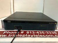 CISCO2951/K9 Integrated Services Router 512DRAM/256F Gigabit Ethernet Cisco2951