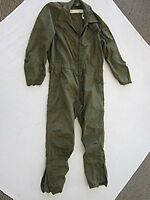 NEW Olive Green Combat Vehicle Crewman's Coveralls / Size Small Long