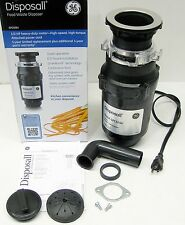 gfc525v ge disposall garbage food waste disposer 12 hp with cord - Garbage Disposer