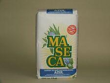 Mexican BLUE Maseca Masa Harina Corn Flour GLUTEN-FREE 1kg BBD: 30/07/2017