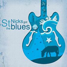 Blue Blood : St. Nicks Got the Blues CD (2014)