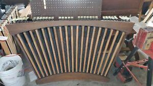 Vintage Conn 650 electric organ 32 note bass pedal
