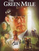 """DAVID MORSE Authentic Hand-Signed """"THE GREEN MILE"""" 8.5x11 Photo"""