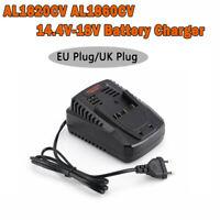 14.4v - 18v Lithium Ion Battery Charger For Bosch AL1820CV AL1860CV UK Plug New