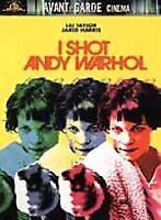 I Shot Andy Warhol (DVD, 2001, Avant-Garde Cinema) BRAND NEW