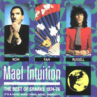 SPARKS Mael Intuition The Best Of Sparks 1974-76 CD BRAND NEW