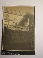 Abbazia - 1930 - Villa Biedermann - Foto Kroatien