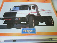 Super trucks obras camiones italia Perlini 121-27, 1985