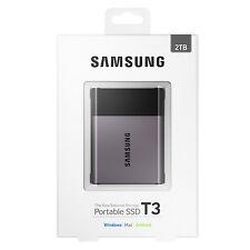 Samsung Portable SSD T3 USB3.1  2TB 2T MU-PT2T0B
