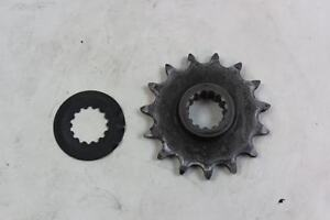 Ducati Diavel 2012-2014 Stock OEM Front Sprocket Drive Gear 15T 44910531A
