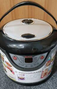 Tefal Rice Cooker & Steamer 8 programs UK plug