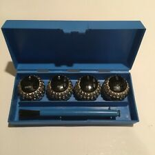 Ibm Selectric Font Type Balls And Case Nice Free Shipping