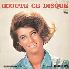 SHEILA Ecoute Ce Disque FR Press Philips 434 954 Mono EP