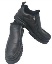 Vintage FILA Black Brogues Shoes Size 11