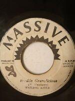 "Wailing Souls – Bredda Gravalicious - 7"" Vinyl Single"