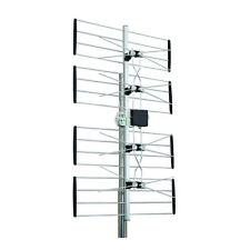 Digiwave UHF Outdoor HDTV Digital Antenna Up to 70 Mile Range 4 bay