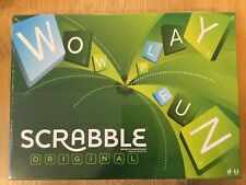 Scrabble Original Board Game - NEW & SEALED