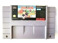 ****MONOPOLY Super Nintendo SNES Game - Tested - Working - Authentic!***