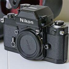 Nikon F2 mit AS Photomic DP12 Sucher, nahezu neuwertiger Sammlerzustand!