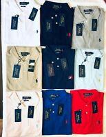 Ralph Lauren Men's Polo Shirt Short / Long Sleeve