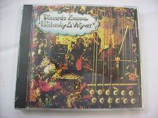 RICCARDO ZAPPA - PATCHOULY & VETYVER - CD SIGILLATO 2000