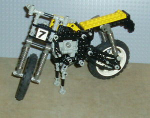 Lego technic - Shock Cycle - 8838 from 1991