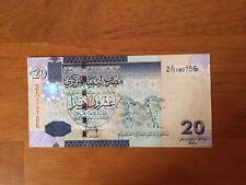 Libya 20 Dinars 2008 (2009) P-74> UNC
