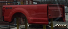New Red 2017 Ford F-350 8' Aluminum Pickup Bed