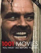 1001 Movies You Must See Before You Die (2005, Hardcover) Brand New