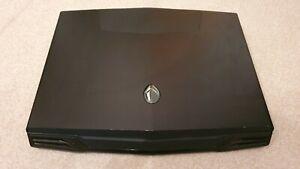 ALIENWARE Dell Gaming Laptop M17X R2 i7 Q820 1.73Ghz, 8GB RAM Black RETRO CHEAP