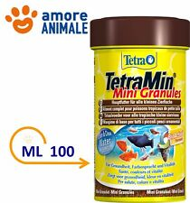 Tetra Min Mini Granules ml 100 - Mangime di base in piccoli granuli