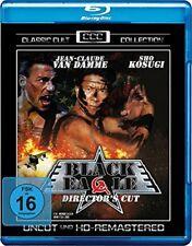 BLACK EAGLE [Blu-ray] (1988) Jean-Claude Van Damme Uncut Director's Cut Import