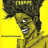 The Cramps : Bad Music For Bad People CD (1999) ***NEW*** FREE Shipping, Save £s